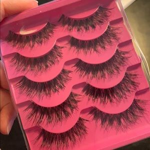 Other - False lashes. 1 set of 5 pairs